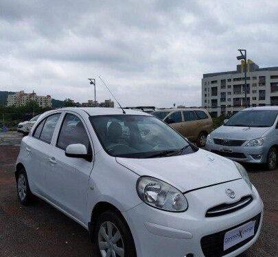 Used 2012 Nissan Micra Diesel XV MT for sale in Pune