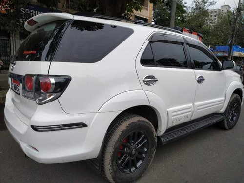 Used 2015 Toyota Fortuner 3.0 Diesel MT for sale in Mumbai