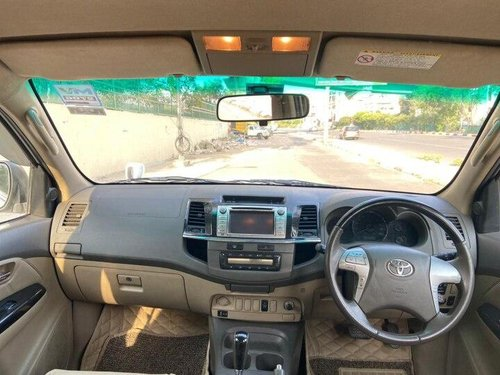 Used 2013 Toyota Fortuner 4x2 AT for sale in New Delhi