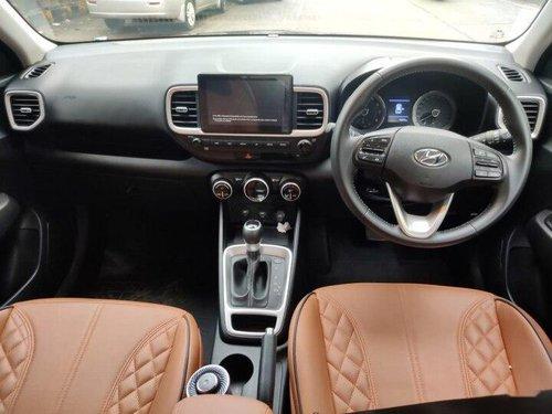 Hyundai Venue 2019 AT for sale in Mumbai