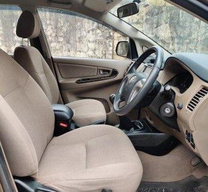 2015 Toyota Innova 2.5 VX (Diesel) 8 Seater MT for sale in Mumbai