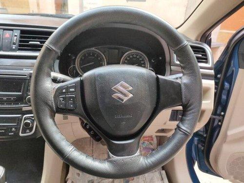Used Maruti Suzuki Ciaz Zeta 2017 AT for sale in Chennai