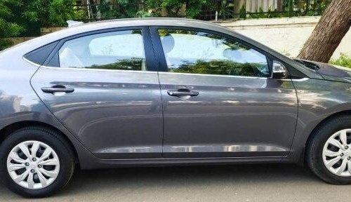 Hyundai Verna CRDi 1.6 E 2018 MT for sale in Ahmedabad
