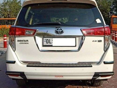 2019 Toyota Innova Crysta 2.8 ZX AT for sale in New Delhi