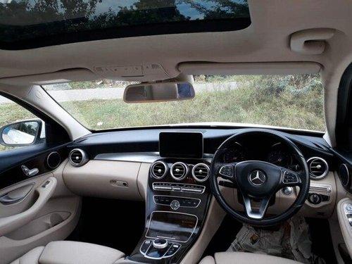 2017 Mercedes-Benz C-Class C 200 AVANTGARDE AT in New Delhi