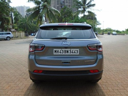 Jeep Compass 2.0 Limited 2018 MT for sale in Mumbai