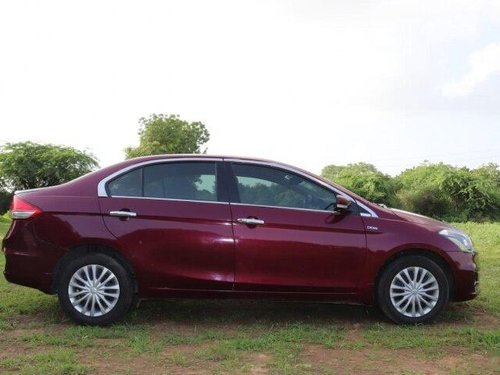 Used 2017 Maruti Suzuki Ciaz Delta Diesel MT for sale in Ahmedabad
