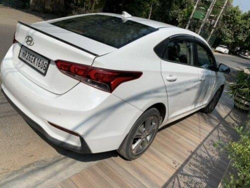 2017 Hyundai Verna CRDi 1.6 SX Plus AT in Gurgaon
