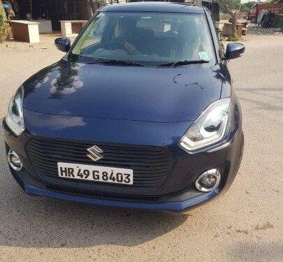 2018 Maruti Suzuki Swift ZDI Plus MT for sale in Gurgaon