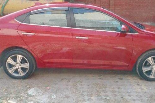 2018 Hyundai Verna 1.6 VTVT SX Option MT in New Delhi