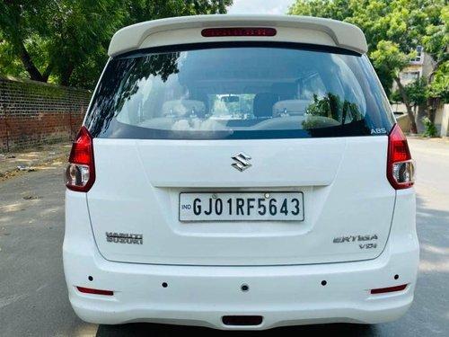 Maruti Ertiga VDI 2014 MT for sale in Ahmedabad