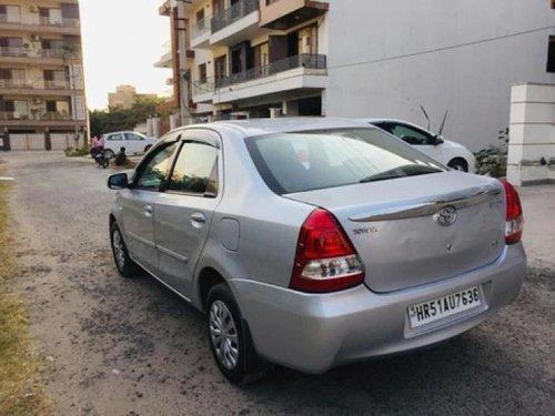 2013 Toyota Platinum Etios MT for sale in Gurgaon
