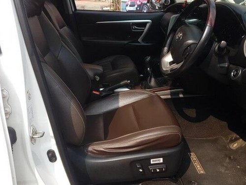 2018 Toyota Fortuner 2.8 2WD MT for sale in Mumbai