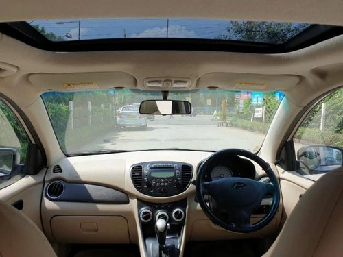 2008 Hyundai i10 Asta 1.2 with Sunroof AT for sale in Indore