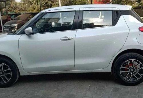 Used 2018 Maruti Suzuki Swift AMT ZXI AT for sale in Faridabad