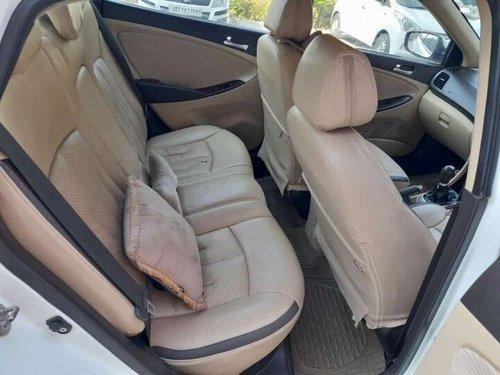 2012 Hyundai Verna MT for sale in Faridabad