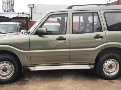 Used Mahindra Scorpio LX 2010 MT for sale in Pune