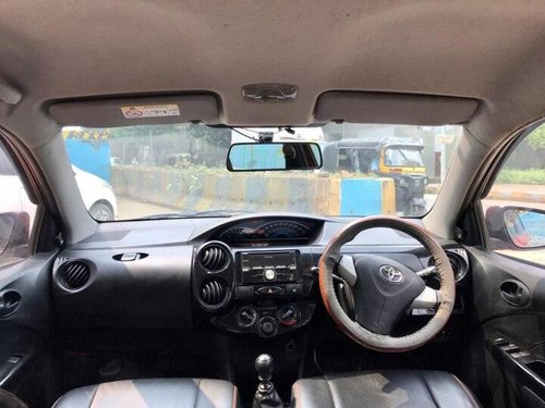2015 Toyota Etios Cross 1.4 GD MT for sale in Thane
