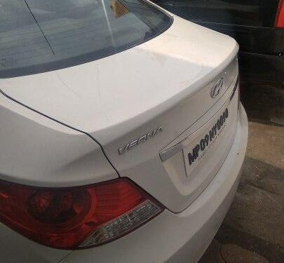 2013 Hyundai Verna SX Diesel MT for sale in Indore