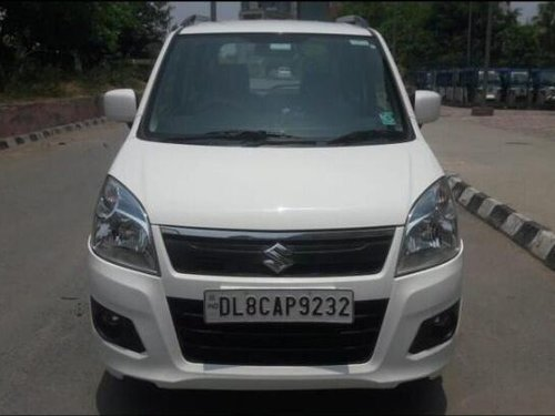 Maruti Wagon R AMT VXI Option 2017 AT for sale in New Delhi