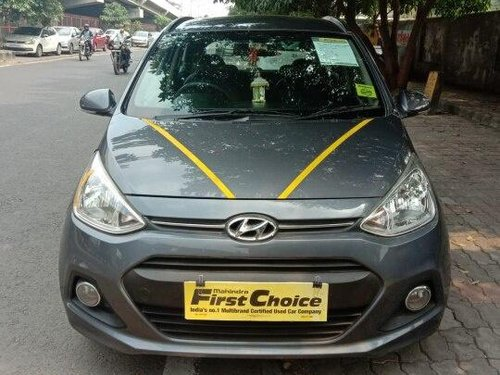 2015 Hyundai Grand i10 1.2 CRDi Sportz MT for sale in Surat