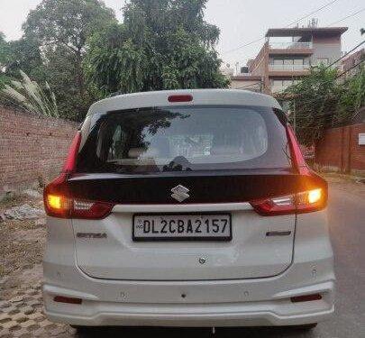 Used Maruti Suzuki Ertiga LXI 2019 MT for sale in New Delhi