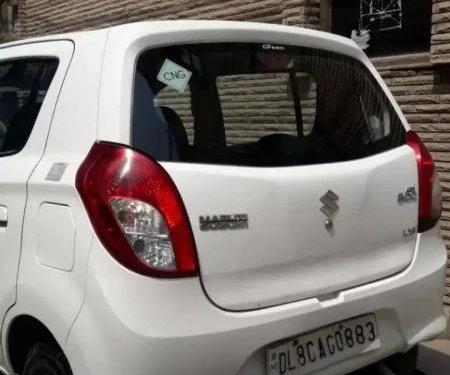 Used 2014 Maruti Suzuki Alto 800 CNG LXI MT for sale in New Delhi