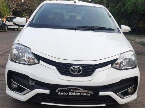 2016 Toyota Platinum Etios VXD Limited Edition MT in Pune