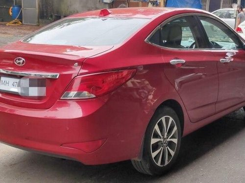 Used 2015 Hyundai Verna 1.6 SX VTVT MT for sale in Mumbai