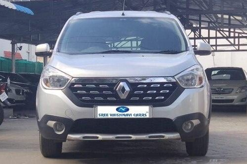 Used 2015 Renault Lodgy Stepway 110PS RXZ 8S MT for sale in Coimbatore