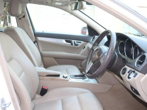 2013 Mercedes Benz C-Class 220 CDI AT for sale in Ahmedabad
