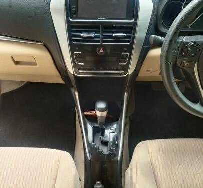 Used Toyota Yaris G CVT 2018 AT for sale in Bangalore
