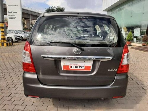 Used Toyota Innova 2.5 VX 2014 MT for sale in Bangalore