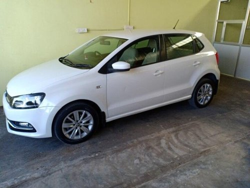 Used Volkswagen Polo 1.5 TDI Highline Plus 2015 MT in Jaipur