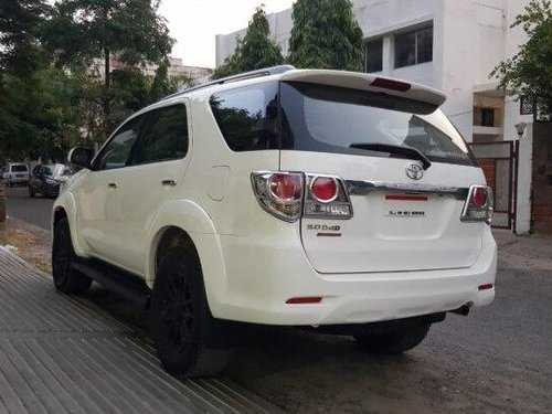 Used 2015 Toyota Fortuner 3.0 Diesel MT for sale in Ahmedabad