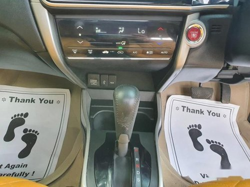 Used Honda City i-VTEC CVT VX 2017 AT for sale in Pune