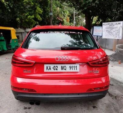 Used Audi A3 2014 AT for sale in Bangalore