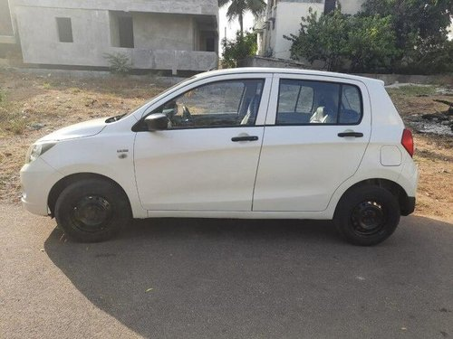 Used Maruti Suzuki Celerio VDi 2016 MT for sale in Hyderabad