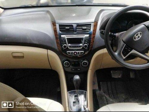 Used Hyundai Verna 2016 AT for sale in Mumbai
