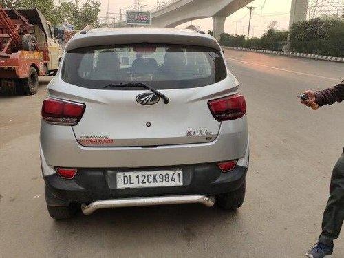 Used 2017 Mahindra KUV100 NXT MT for sale in New Delhi
