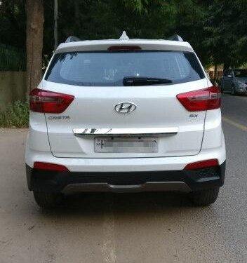Hyundai Creta 1.6 VTVT AT SX Plus 2016 AT for sale in New Delhi
