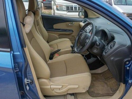 Used 2015 Honda Brio MT for sale in Hyderabad
