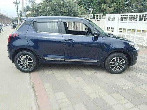 Used Maruti Suzuki Swift ZXI 2020 MT for sale in Bangalore
