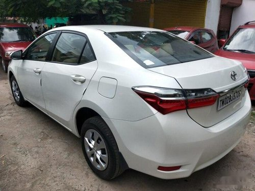 Used Toyota Corolla Altis 1.8 J 2017 MT for sale in Chennai