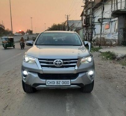 Used 2017 Toyota Fortuner AT for sale in New Delhi-13
