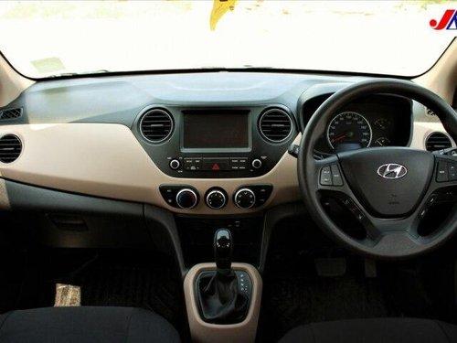 2018 Hyundai i10 Sportz AT for sale in Ahmedabad