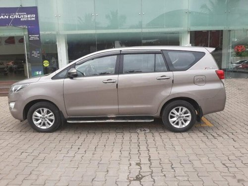 Used 2019 Toyota Innova Crysta 2.4 GX AT for sale in Bangalore