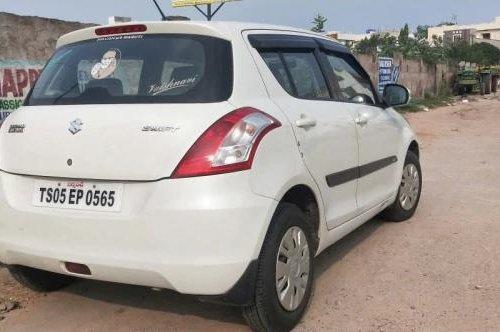 Used Maruti Suzuki Swift DDiS VDI 2014 MT for sale in Hyderabad