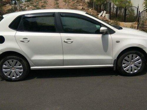 Volkswagen Polo Diesel Comfortline 1.2L 2012 MT in Hyderabad