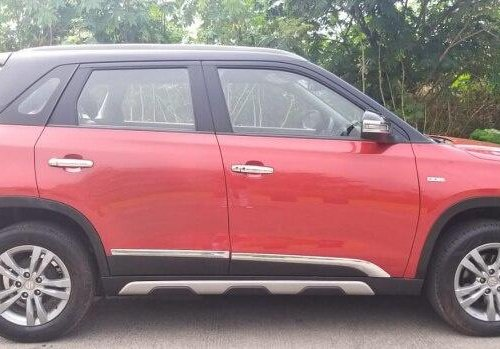Maruti Suzuki Vitara Brezza ZDi Plus Dual Tone 2016 MT in Mumbai